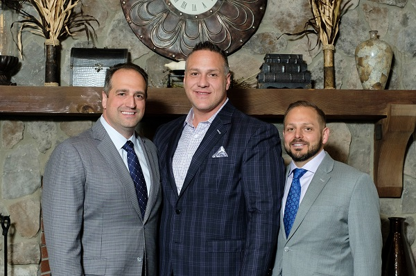 Managing Partners (left to right) Frank Gazillo, Matthew Kohm, Gene Boucher